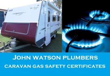 Caravan Gas Safety Certificates